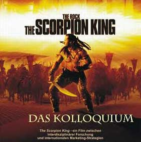 'The Scorpion King'-Ankündigung